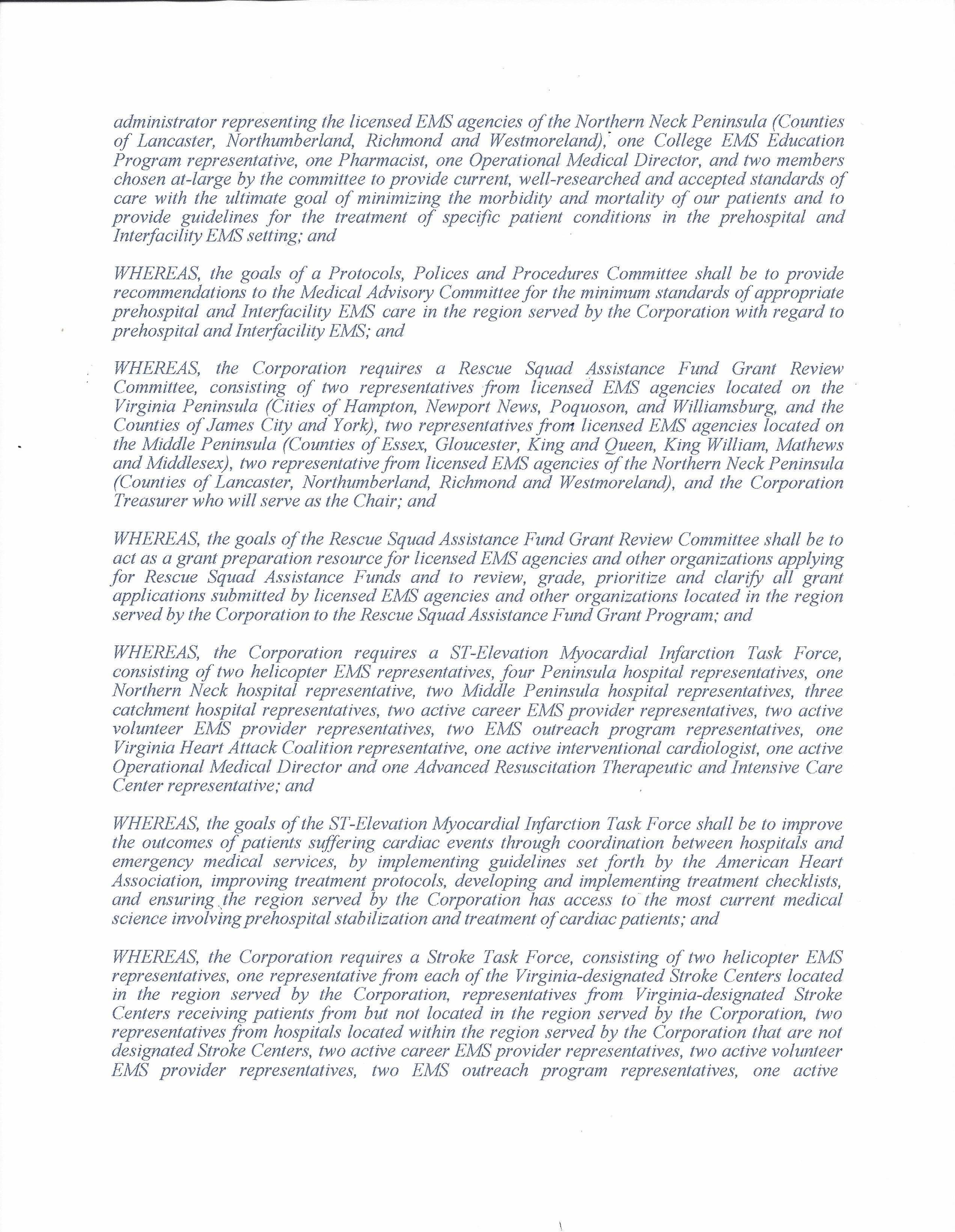 Resolution To Establish Additional Standing Committees 06 21 17 Page 4